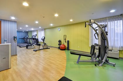 Fitness Facility | Holiday Inn Express Romulus / Detroit Airport