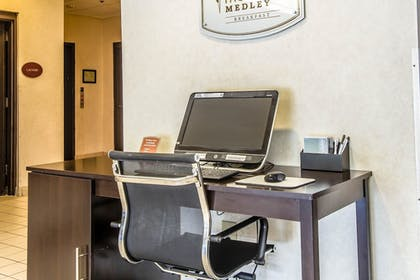 Business Center | Sleep Inn Airport