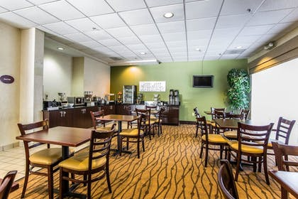 Breakfast Area | Sleep Inn Airport