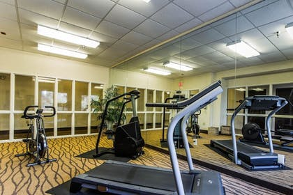 Fitness Facility | Sleep Inn Airport