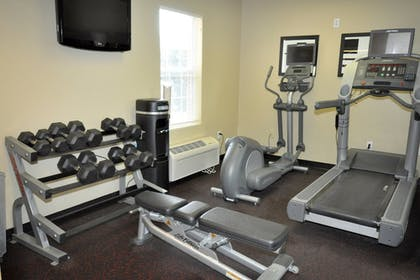 Sports Facility | TownePlace Suites by Marriott Gahanna