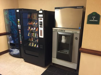 Vending Machine | Wingate by Wyndham Charlotte Airport South/ I-77 Tyvola Road