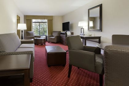 | 1 King Bed, Suite, Non-Smoking | Wingate by Wyndham Charlotte Airport South/ I-77 Tyvola Road