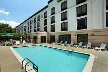 Pool | Wingate by Wyndham Charlotte Airport South/ I-77 Tyvola Road