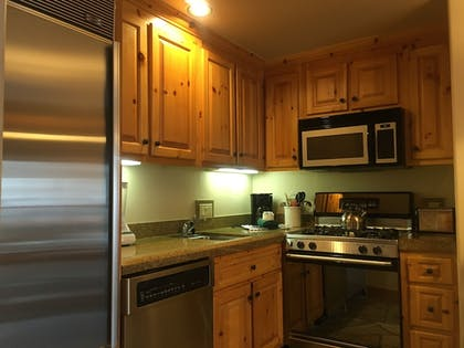 In-Room Kitchen | Mountain Lodge Telluride