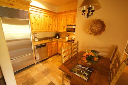 In-Room Kitchenette | Mountain Lodge Telluride