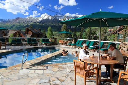 Outdoor Pool | Mountain Lodge Telluride