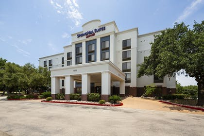 Hotel Front | SpringHill Suites Austin Northwest/The Domain Area