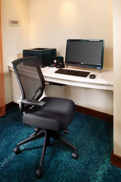Business Center   SpringHill Suites by Marriott Pittsburgh Washington