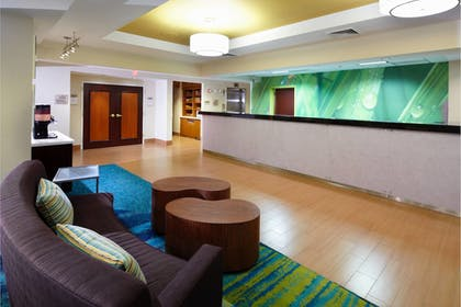 Lobby   SpringHill Suites by Marriott Pittsburgh Washington