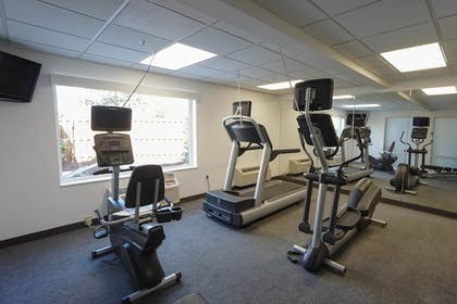 Sports Facility | Springhill Suites by Marriott Savannah Midtown