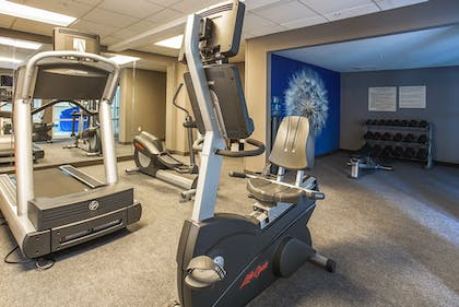 Fitness Facility | Springhill Suites by Marriott Savannah Midtown