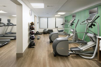 Fitness Facility | Holiday Inn Express & Suites College Park-University Area
