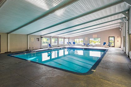 Pool | Clarion Inn & Suites Near Downtown