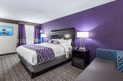 Guestroom | Clarion Inn & Suites Near Downtown