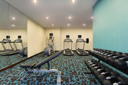 Fitness Facility | Fairfield Inn & Suites Youngstown Boardman/Poland
