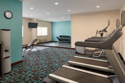 Sports Facility | Fairfield Inn & Suites Youngstown Boardman/Poland