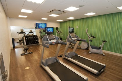 Fitness Facility | Holiday Inn Express & Suites Johnstown