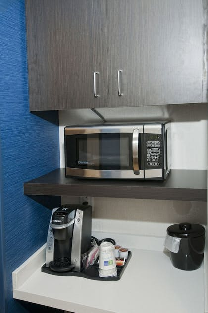 In-Room Coffee | Holiday Inn Express & Suites Johnstown