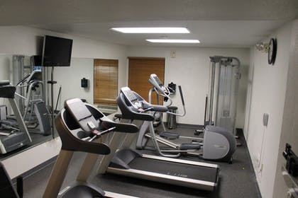 Fitness Facility | Holiday Inn Express Harlingen