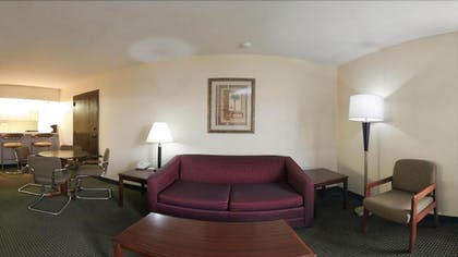 Living Area | Holiday Inn Express Harlingen
