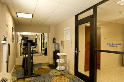 Fitness Facility | Holiday Inn Express Winchester South-Stephens City