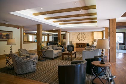 Lobby Sitting Area | Heritage Hotel, Golf, Spa & Conference Center, BW Premier Collection