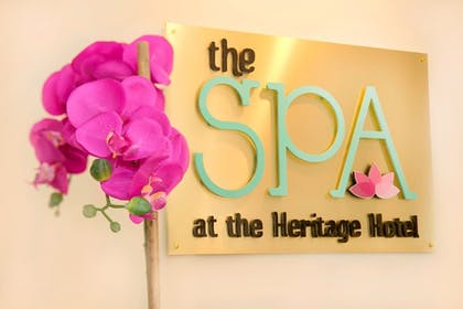 Spa | Heritage Hotel, Golf, Spa & Conference Center, BW Premier Collection