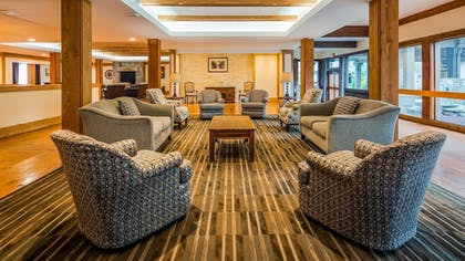 Lobby | Heritage Hotel, Golf, Spa & Conference Center, BW Premier Collection