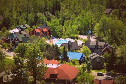 Aerial View | Crystal Mountain