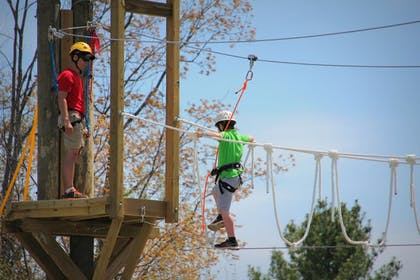 Ropes Course (Team Building) | Crystal Mountain