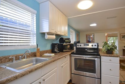 In-Room Kitchen | Turtle Beach Resort and Inn