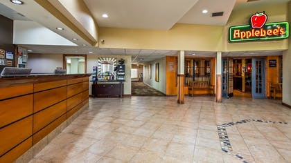 Lobby | Best Western Plus York Hotel & Conference Center