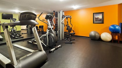 Fitness Facility | Best Western Plus York Hotel & Conference Center