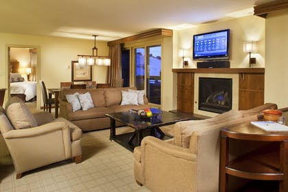 Living Area | Elevation Hotel and Spa