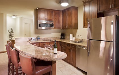 Private Kitchen | Elevation Hotel and Spa