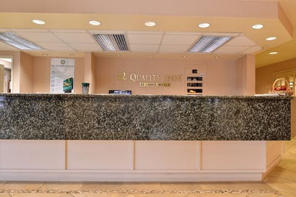 Check-in/Check-out Kiosk | Quality Inn Kennewick