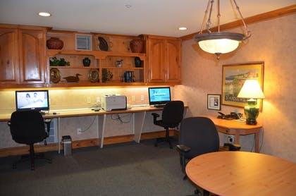 Business Center   Homewood Suites by Hilton Ft. Worth-Bedford