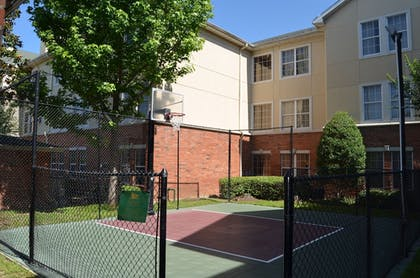 Basketball Court   Homewood Suites by Hilton Ft. Worth-Bedford