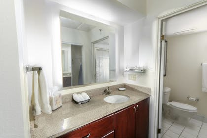 Guestroom | Residence Inn by Marriott Fort Worth Alliance Airport