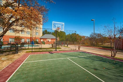 Sports Facility | Residence Inn by Marriott Fort Worth Alliance Airport