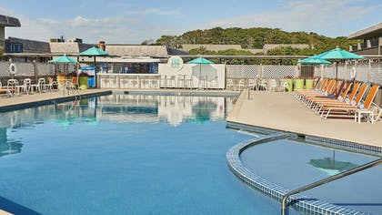 Outdoor Pool | Harbor Hotel Provincetown
