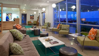 Lobby Sitting Area | Harbor Hotel Provincetown