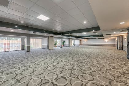 Banquet Hall | Quality Inn & Suites Conference Center