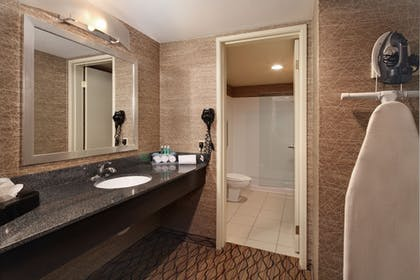Bathroom | Holiday Inn Express Port Hueneme