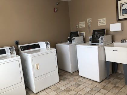 Laundry Room | Best Inn & Suites