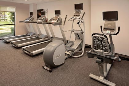 Fitness Facility   Courtyard by Marriott Dallas Addison/Quorum Drive