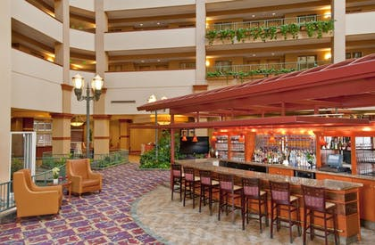 Hotel Lounge | Embassy Suites by Hilton Charleston Airport Hotel & Convention Center