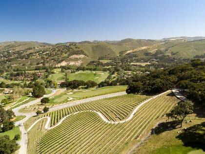 Aerial View | Carmel Valley Ranch