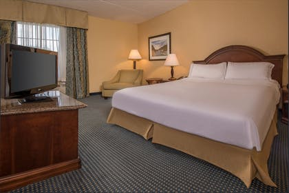 Guestroom | Holiday Inn Express State College at Williamsburg Square